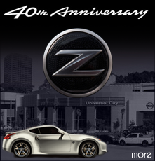40th anniversary z car rally