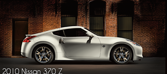 2010 Nissan 370 Z Coupe